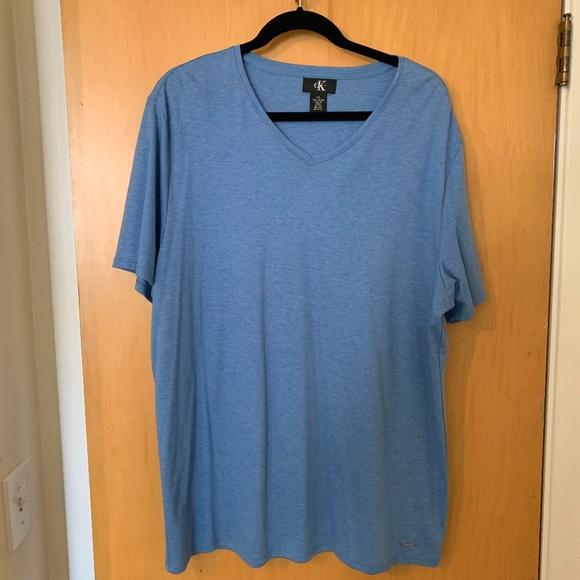 Calvin Klein Other - Calvin Klein Blue T Shirt XL